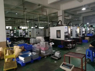 Guangzhou Boente Technology Co., Ltd (Bo Ente Industrial Co., Limited) factory production line