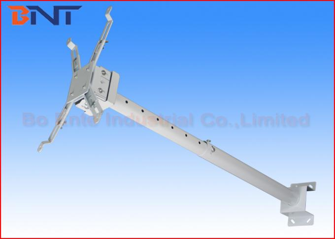 3 Meter Large Drop Down Projector Ceiling Mount Kit For Exhibition Hall