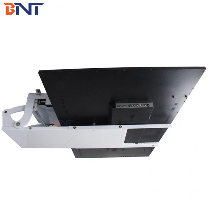 max 90 degree flip angle motorized lcd tv lift suitable for 32-65 inch tv  used in tv audio conference system TCL-1