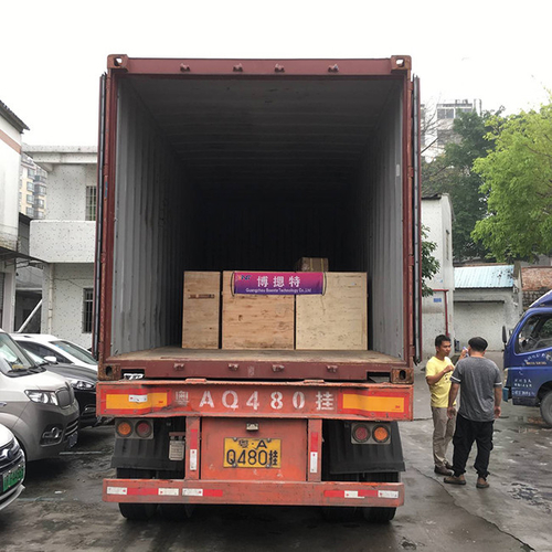 Two batch shipment for the products of LCD monitor lifts today