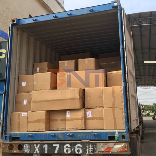Loaded a 20GP container for our customer form South America on 2018-11-7