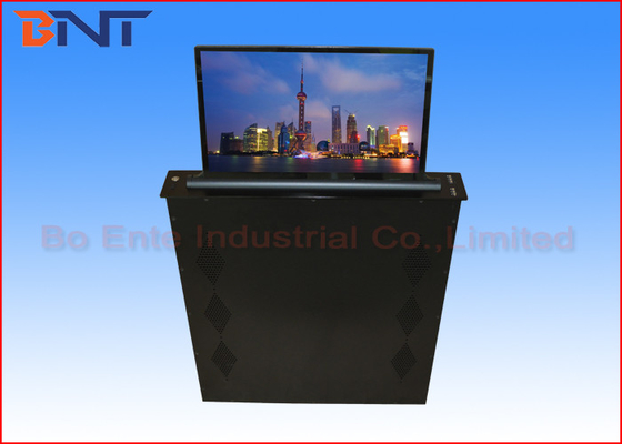China Retractable FHD Screen LCD Desk Monitor Lift  For Advanced Office System supplier