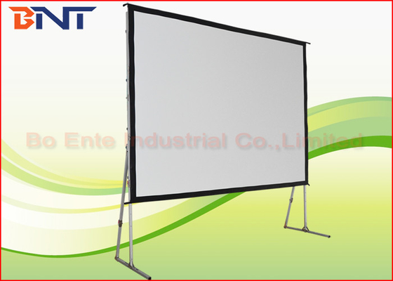 China 6 Meter Larger Hall 3D 300 Inch Widescreen Projector Screen 6096 * 4572mm supplier