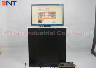 China 17 Inch LED / LCD Screen Lift For Office Audio Video Conference System supplier