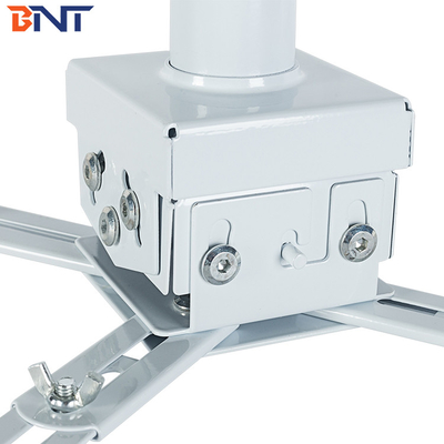 Motorized Projector Ceiling Mount , Retractable Projector Hanging Mount