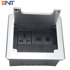 China available customized power outlet with modular design used in training room BF403 supplier