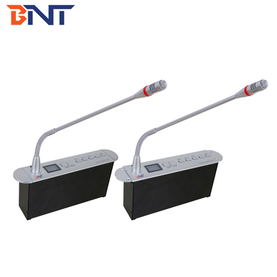China Table Mounted Conference System Microphone For Lecture / Teaching supplier