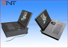 Meeting Room Computer Monitor Lift Mechanism Carbon Steel Wireless Remote
