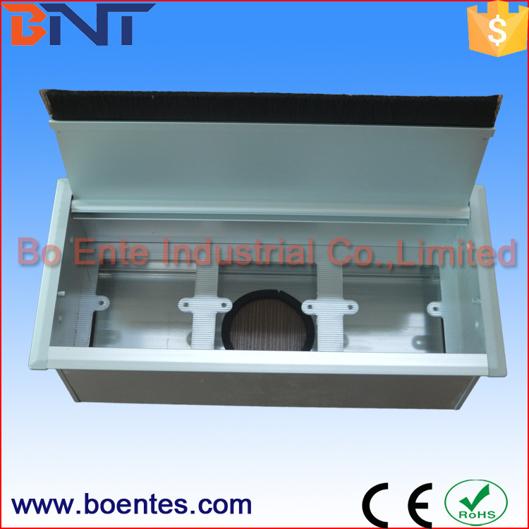 Media Cables Interconnect Conference Table Electrical Sockets Box - Conference table electrical box