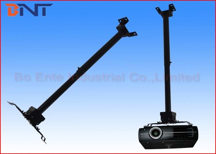 Lecture Hall Universal Projector Ceiling Mount Kit Round Pipe Shape