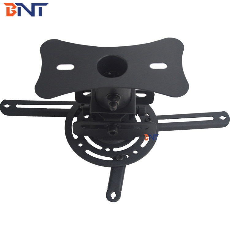 13Cm  Extension  Size Black Projector  Mount drop ceiling  With Short  Plate Supply For Office  Room
