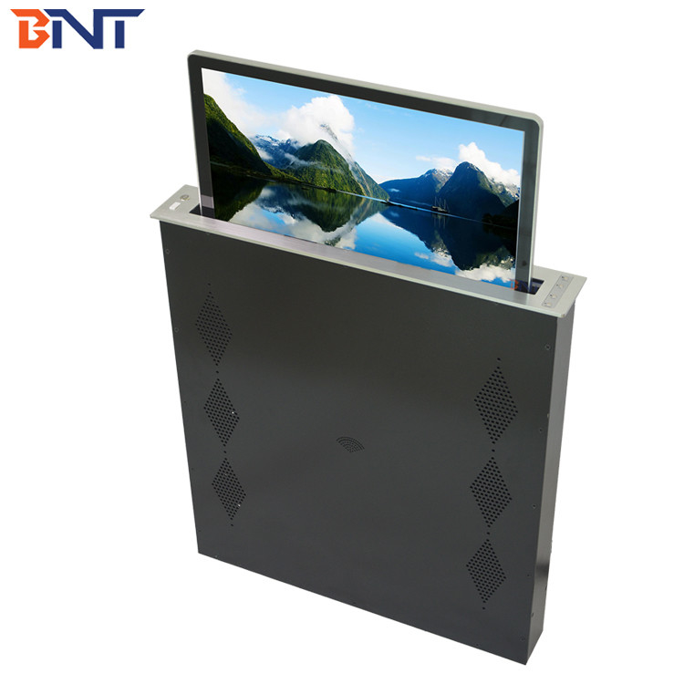 BNT  used in  audio conference system with 21.5 inch screen lcd monitor pop up mechanism BLL-21.5