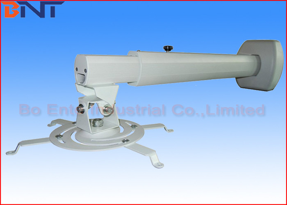 Retractable Wall Short Throw Projector Bracket With 1200mm Length Extension