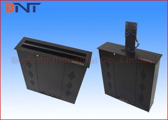 15 -17 Inch Moniter Motorized LCD Lift For Paperless Office System