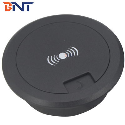 for mobile phone smart light design mini type wireless charger